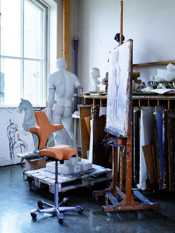 Artwork in the studio! #InspireGreatWork #HÅGCapisco #design #Scandinavian