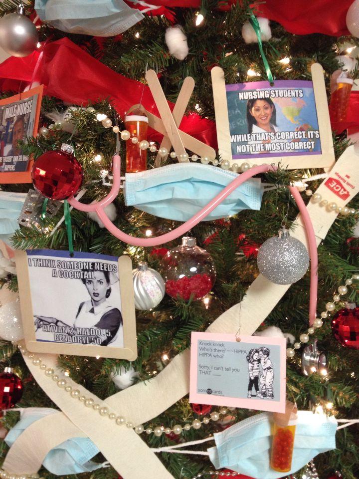 8 Best Hospital Christmas Decorations Images On Pinterest