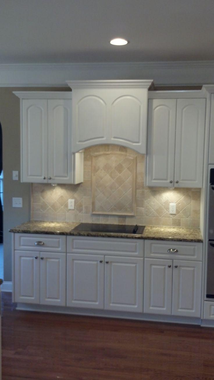 about travertine backsplash on pinterest beige kitchen travertine