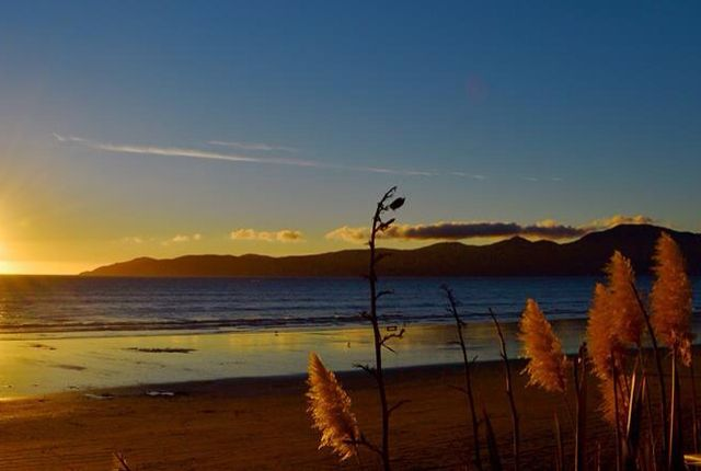 Raumati Beach, Paraparaumu, New Zealand
