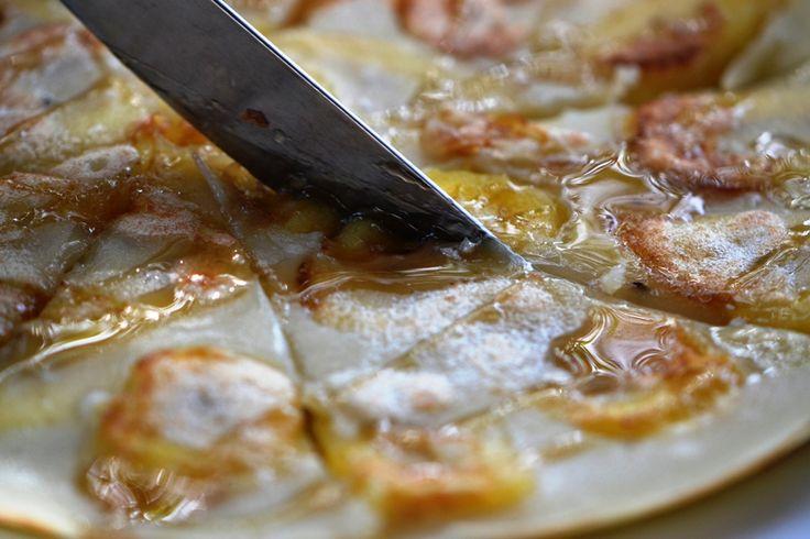 Banana Pancake at Tegal Alang