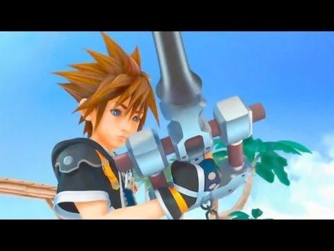 """KINGDOM HEARTS 3 Official E3 2013 REVEAL TRAILER 1080p """"Kingdom Hearts 3"""" """"Kingdom Hearts III"""" - YouTube"""