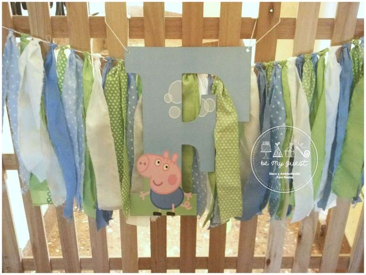 George Pig Birthday Party Ideas | Photo 16 of 25 | Catch My Party
