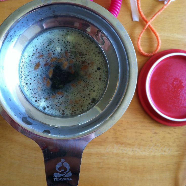 Teavana Sencha Jade Tea