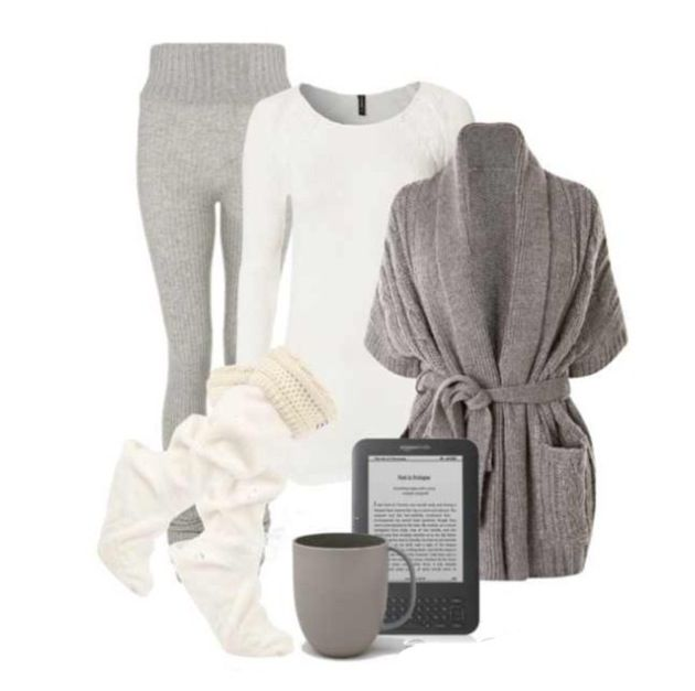 Perfect cozy lounging outfit
