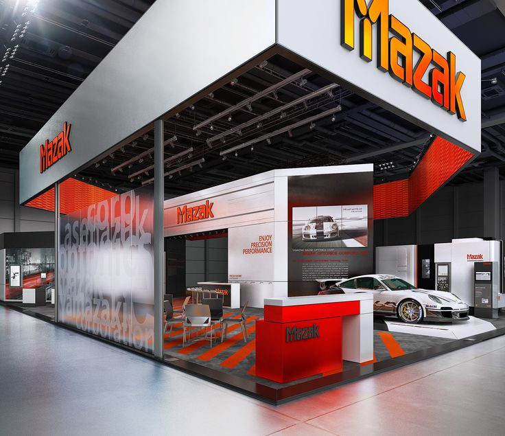 MAZAK BLECHEXPO 2015 on Behance