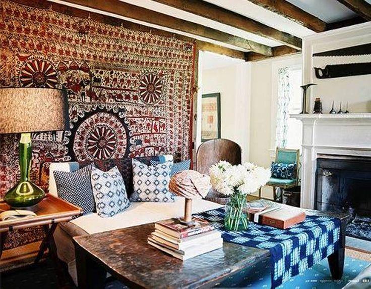 Bohemian home decor pictures bohemian style house for La casa de mi gitana muebles