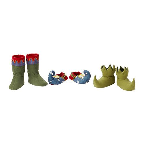 IKEA - PIFFIG, Children's shoes, , Encourages role play.Anti-slip material on the bottom.
