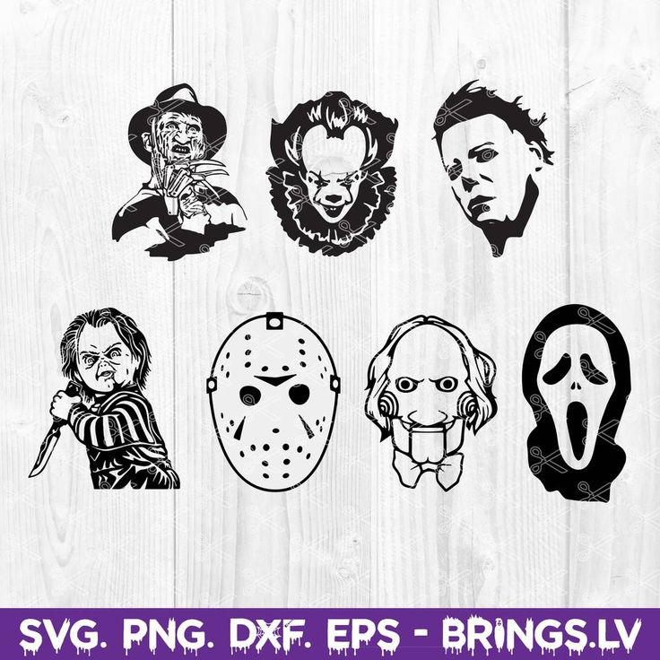 Pin on Halloween SVG CUT FILES