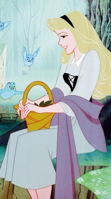 briar rose - sleeping beauty