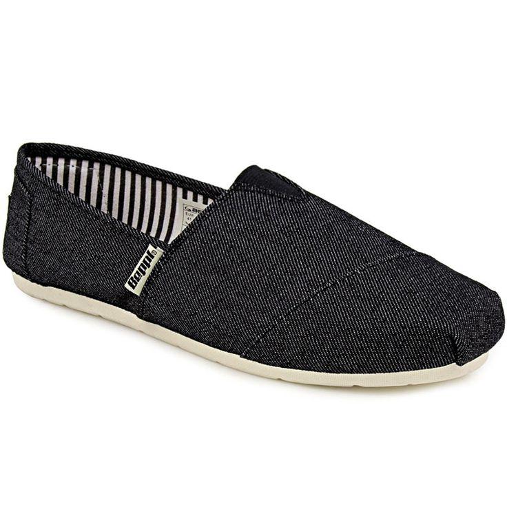 Ανδρικά loafer denim μονόχρωμα - Ανδρικά loafer μονόχρωμα τύπου τζιν του οίκου Beppi. Το απόλυτο trend της σεζόν χάρη στο στυλ και στην άνετη φόρμα που σας παρέχει...