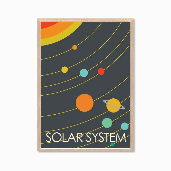 ▲Solar System  .....................................................................................................................  Our