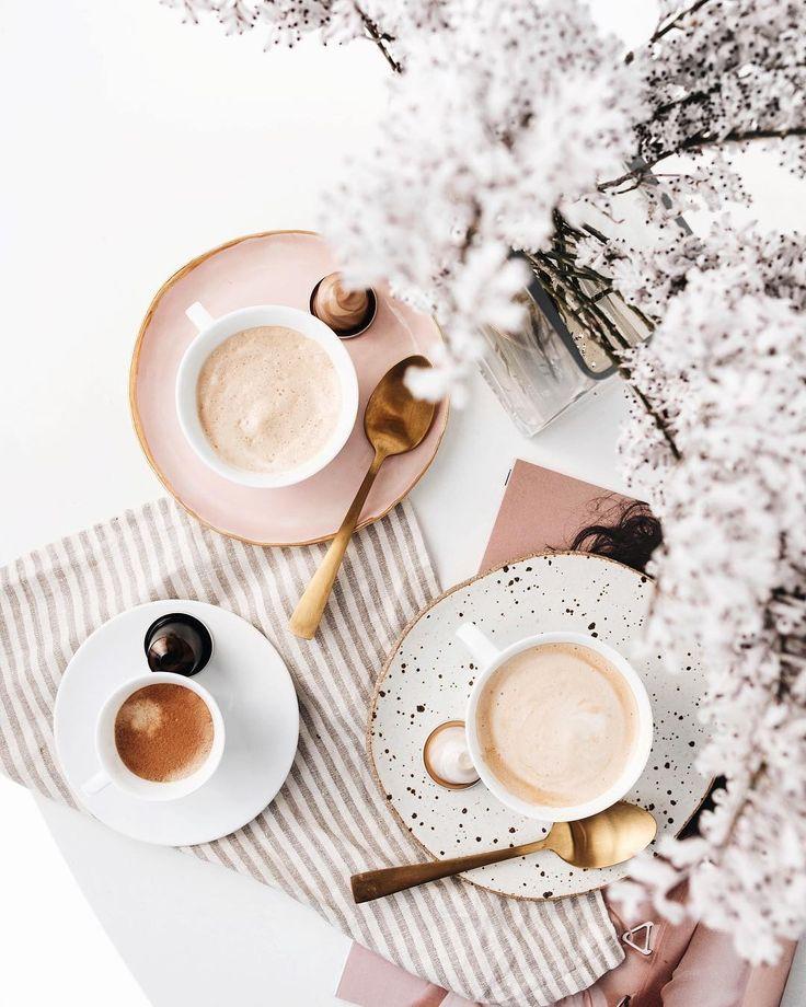 Coffee Spread - via Instagram @jasminedowling