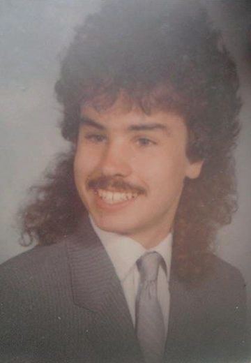 42 best mullets images on pinterest mullets awkward family now this my friends is a glorious mullet urmus Choice Image