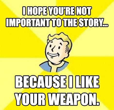 #Fallout World Problems
