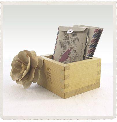 DIY Birdseed Wedding Tosses: Mini Airmail Envelopes- Free Designs Completely FREE