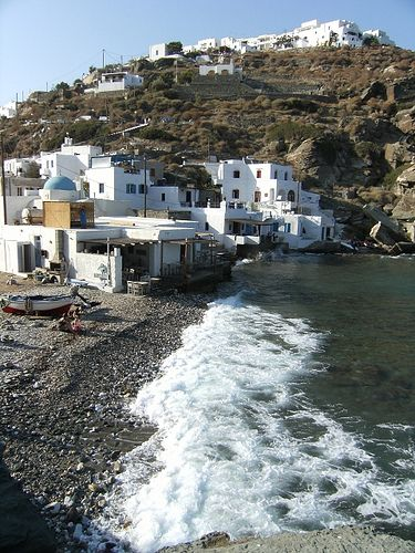 SIFNOS GREECE www.windmillbellavista.gr