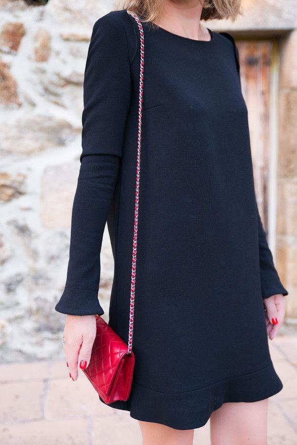 La petite robe noir version Ba&Sh qu'on shoppe sur Igloo ;)