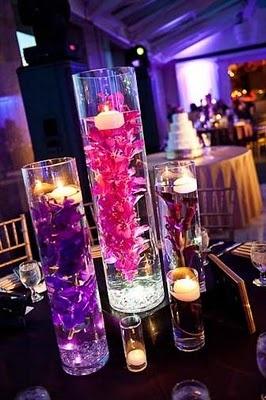 lovely wedding decor
