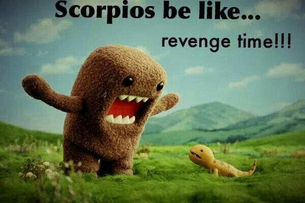 Scorpio Humor lol so cute