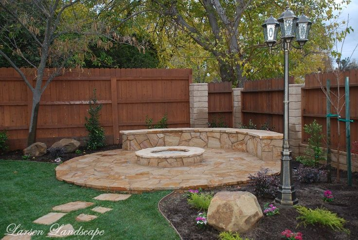 Backyard Fire Pit Need In Home Pinterest Fire Pits