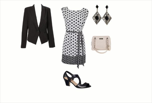 Classey chic created by Suzanne Hale