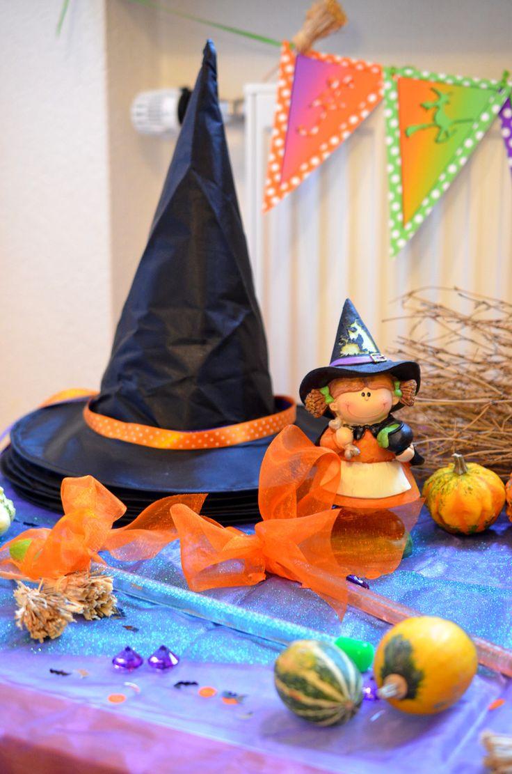 Ninas kleiner Food-Blog: Hexen-Geburtstag