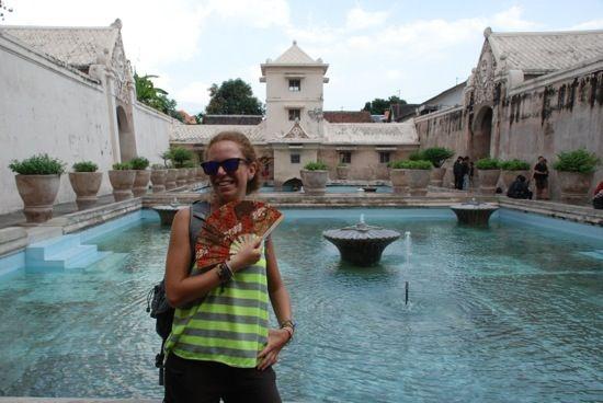 Yogyakarta Il Water Palace - Viaggiare da Soli
