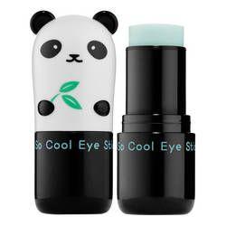 panda pod oczy