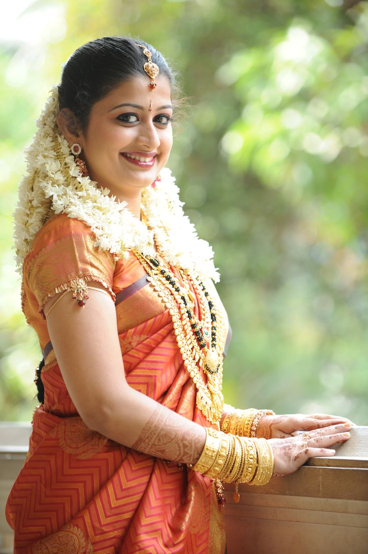 Kerala Wedding makeup Visit us at wwwimagebeautyparlourcom