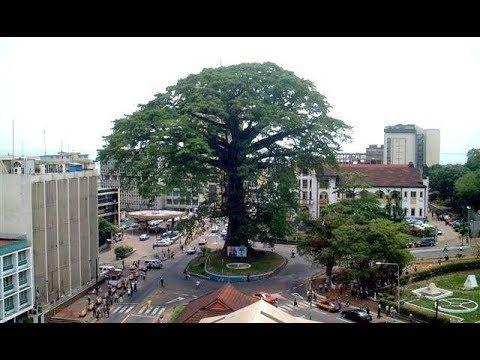 SIERRA LEONE-Freetown