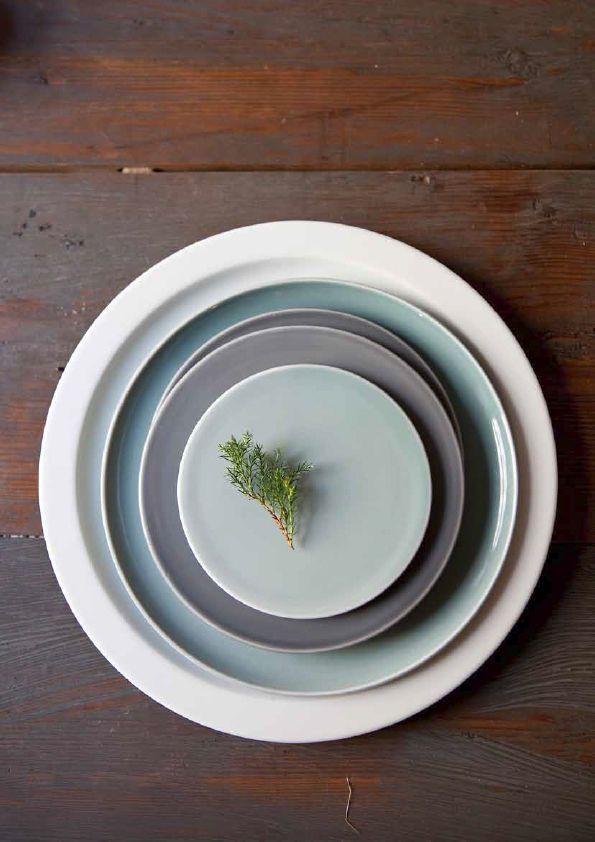 MENU New Norm Dinnerware, Plates