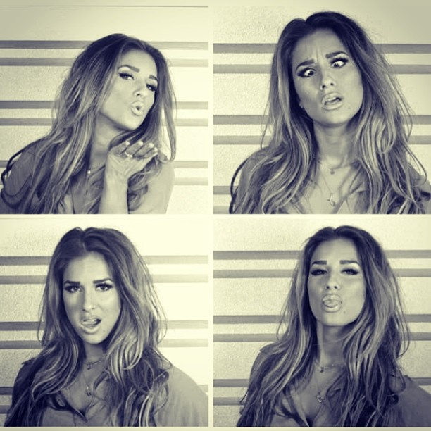 .Jessie James....lovely--eric decker