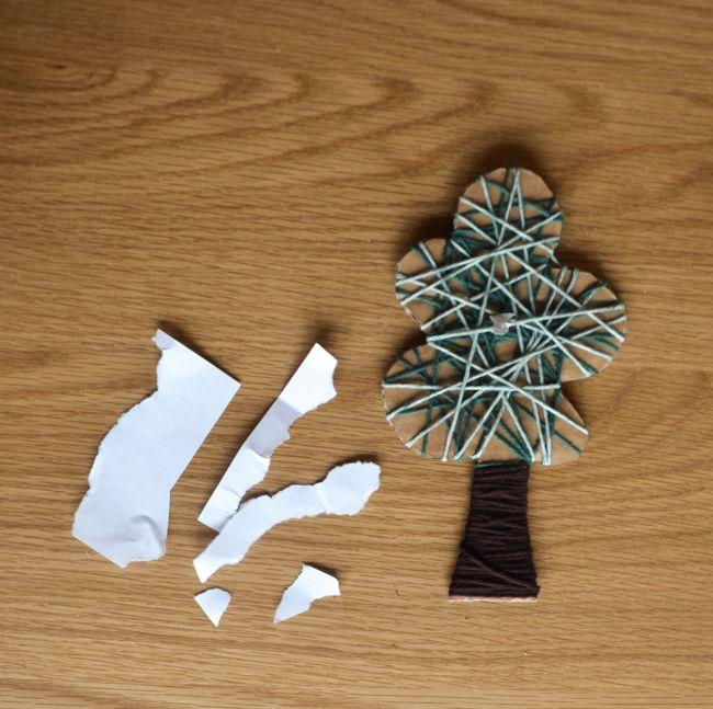 12 besten basteln mit puzzleteilen bilder auf pinterest r tsel wiederverwertung und bastelei. Black Bedroom Furniture Sets. Home Design Ideas