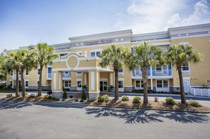 Booking.com: Hotel Comfort Suites at Isle of Palms Connector , Charleston, USA  - 234 . Book your hotel now!