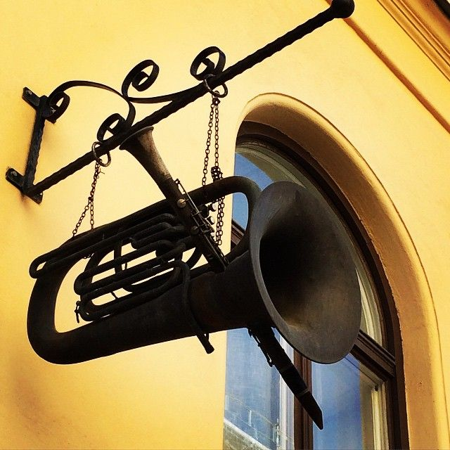 #blåsinstrument #stockholm #wallingatan #borgenport.se