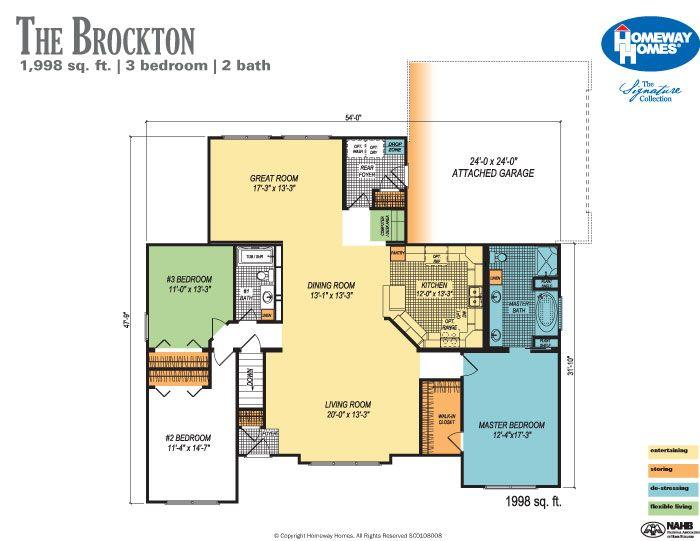 12 Best House Plans Images On Pinterest Floor