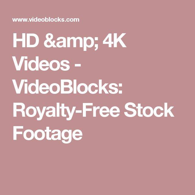 HD & 4K Videos - VideoBlocks: Royalty-Free Stock Footage
