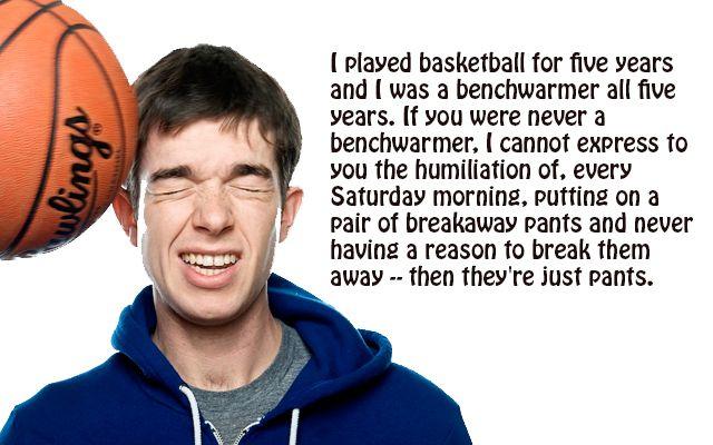 12 Killer John Mulaney Stand-up Jokes | Basketball, Jokes ...