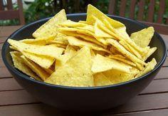 Házi chips adalékok nélkül