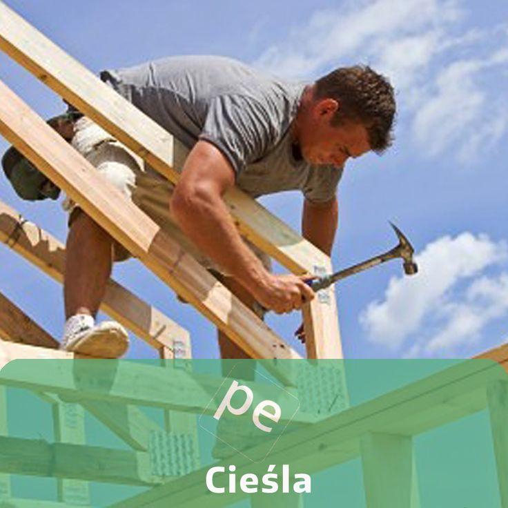 Pragniesz dołączyć do brygady budowlanej pracując jako #cieśla ? :) Czy wiesz, na czym polegać będzie praca, jakie są wymagania i predyspozycje do zawodu? O wszystkim przeczytasz na naszym blogu!  http://profesjaedukacja.blogspot.com/2016/11/doacz-do-brygady-budowlanej-pracujac.html #SzkołaZawodowa #ProfesjaEdukacja