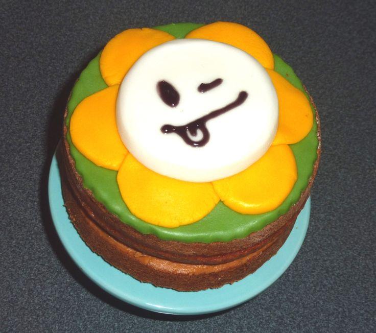 undertale cake | Tumblr