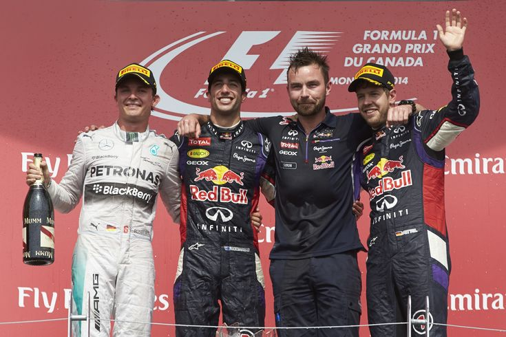 Canadian GP: Ricciardo wins race for the critics