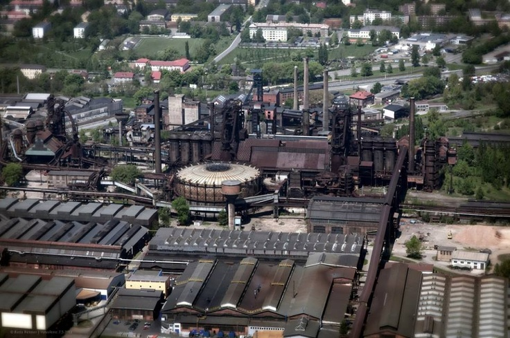 Ostrava Vítkovice