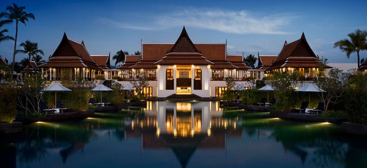 Marriott Phuket Khao Lak Resort and Spa – Resort hotel near Phuket Airport