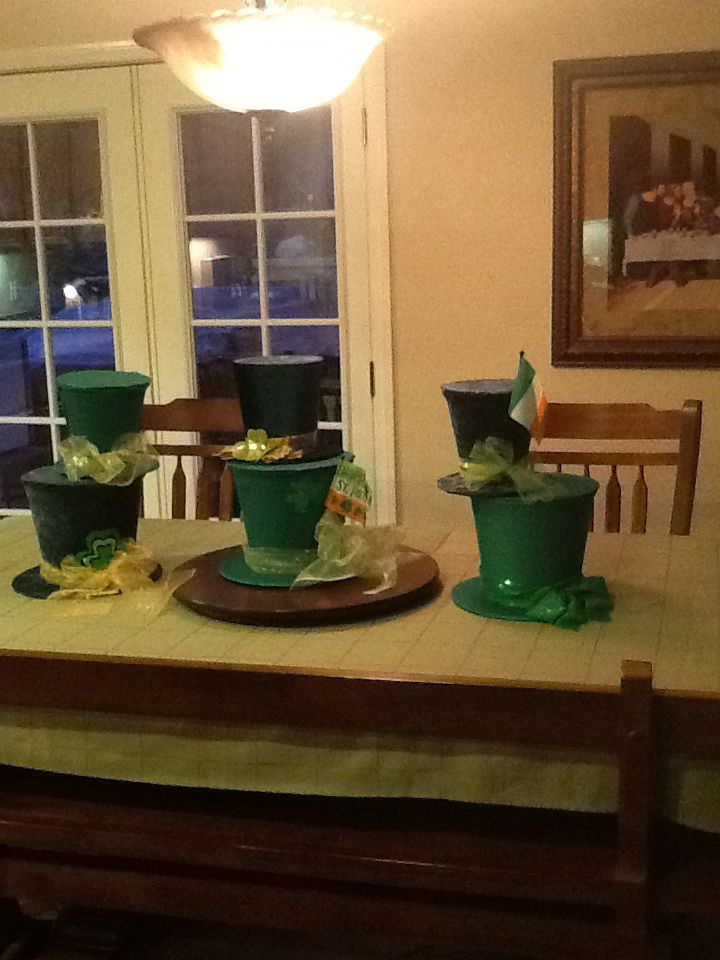 St Patricks Day Center Pieces Part 56