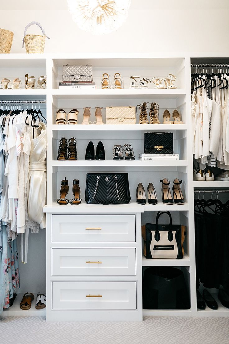 41 best closet design images on Pinterest | Walk in wardrobe design ...