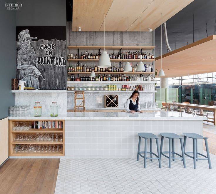 25 best ideas about cafe interior design on pinterest for Internet cafe interior designs
