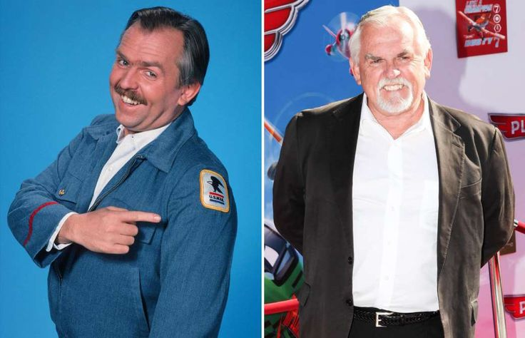 JOHN RATZENBERGER (1985 AND 2016) -  '80s TV stars: Then and now  -  October 11, 2016