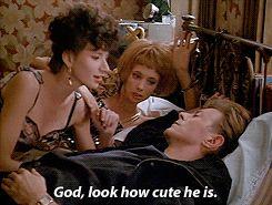 David Bowie, The Linguini Incident (1991)